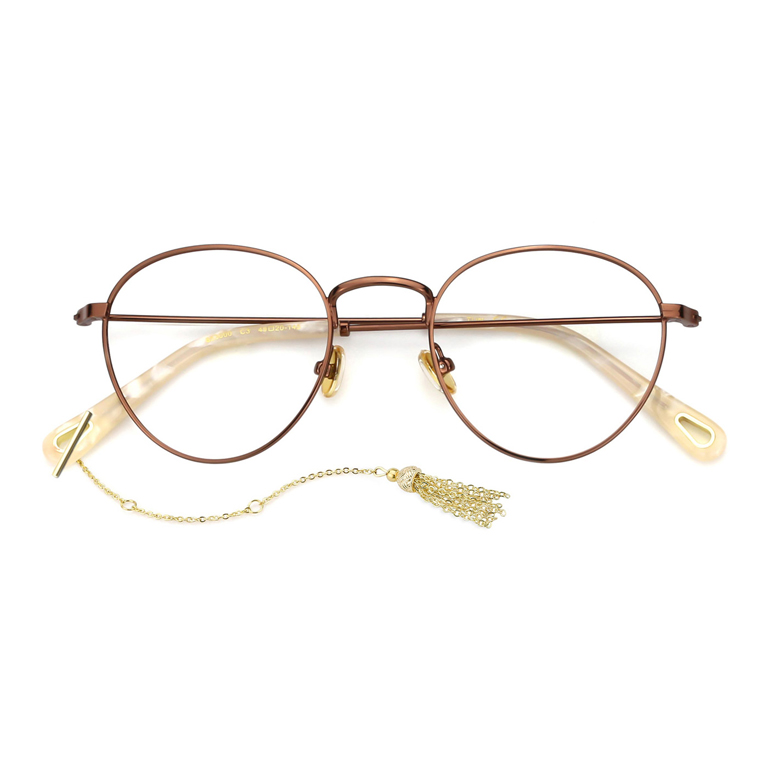 6e2ac59aae9b Isa eyeglasses in Coffee for women and men - Shop Eyeglasses ...