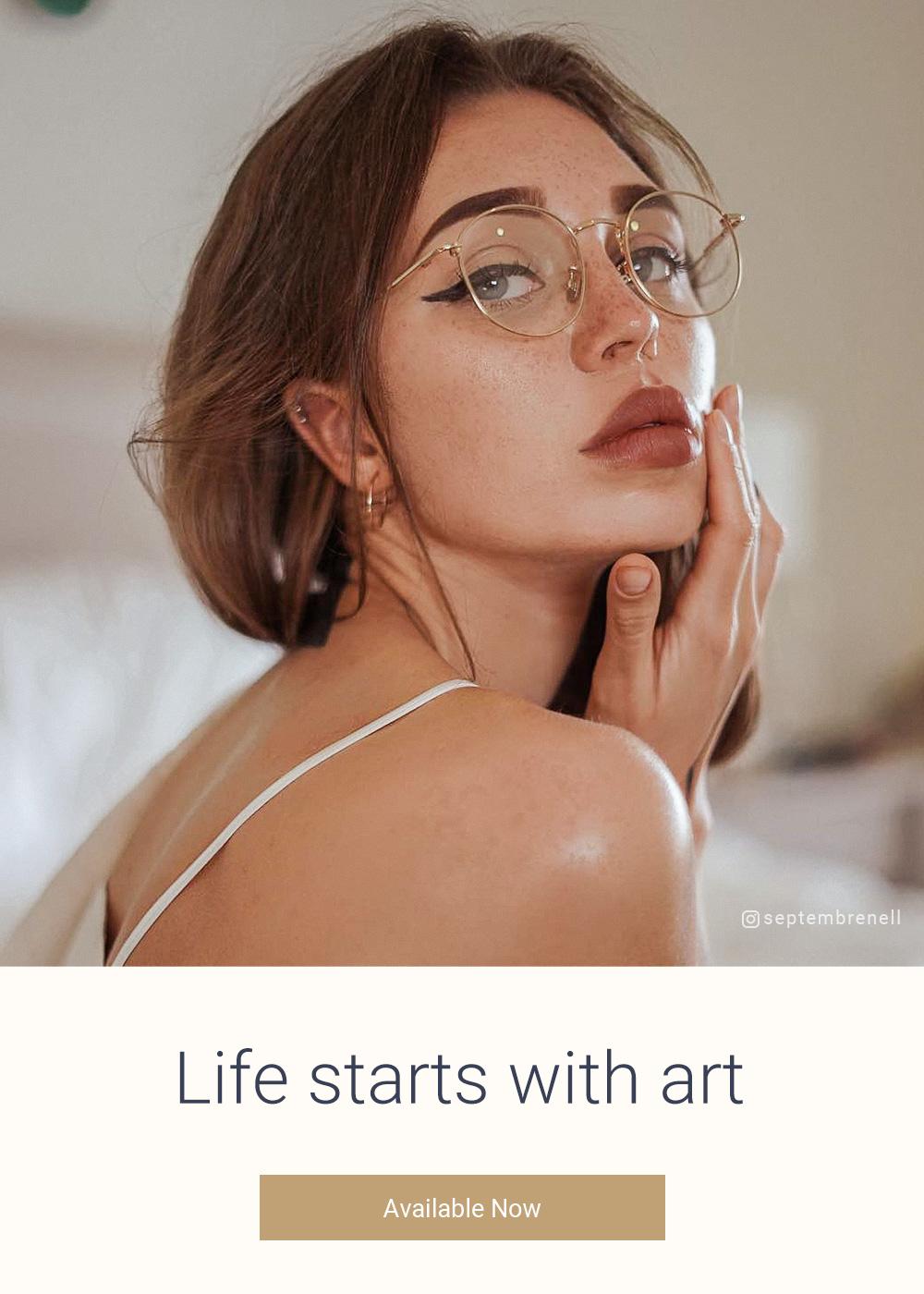 721eeeadb282 Shop Eyeglasses & Sunglasses Online - Rx Glasses | TIJN® Eyewear